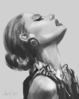 daily sketch 4234 by nosoart