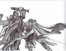 Revan and the Ultimate by mando-christian
