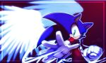 Sonic the blue angel by nancher