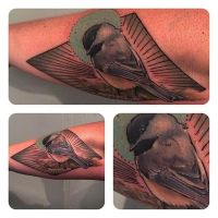 Geo Bird by tat2shippey