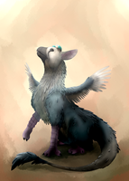 Trico by Rebexorcist