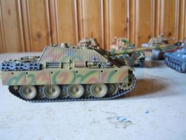 Jagdpanther by warrior1944