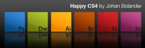 Happy CS4 Icon set by Bolander