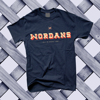 Custom T-shirt Wordans Vintage - Tee shirt by wordanscustomtshirts