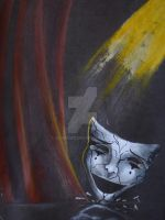 Con. Piece 1 - The Mask by AsaRawr