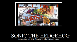 Lol sonic comic screenshot by MagicalCustardSquire