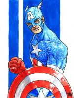 May request Captain America by fedde