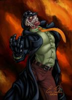 Darkman by battlereaper