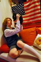 APH: USA/Childhood (test) by KiiiChan