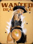 The yellow rose of Texas by Lost-in-decay
