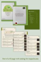 Natural Tea Source Catalog by Nortiker