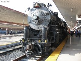 3751 in Los Angeles Union Station 2014 by decophoto32