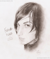 Frank Iero by AliciaEvan
