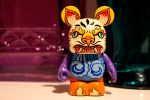 Kali River Rapids Vinylmation by LDFranklin