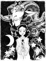 Pan's Labyrinth by misfitcorner