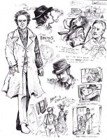 HOLMES movie page by Anubis-005