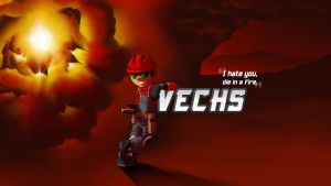 Vechs' Channel Art by AxlRosie
