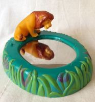 RARE 1994 Simba's Magic Pond Electronic Toy by KatieTheEpic