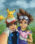 Selfie: Ash and Tai by Emma-LeeJane