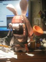Jack sparrow rabbit by Zimberdum