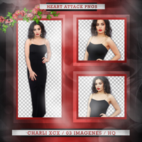 +Photopack png de Charli XCX. by MarEditions1