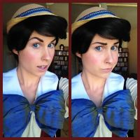Pinocchio selfies by TheRealLittleMermaid
