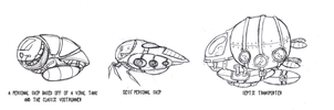 Ship Designs by varletlegion