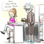 Rick and Morty - Stay Classy by jameson9101322