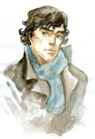 Sherlock again by GARPIYA
