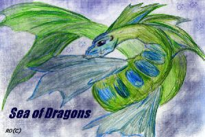Sea of Dragons Banner by AcidKreature