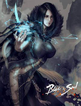 blade and soul by quanro