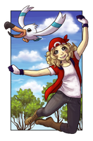 Alex and Cutey by Krisantyne