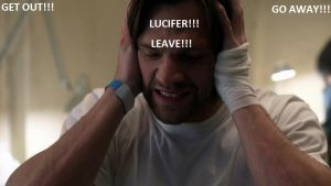 Get Out, Lucifer!!! by PsychPsych-o