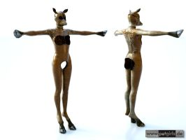 fawn-suit, W.I.P. by My-Rho