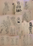 Sketchdump 11-11-2013 by Ilusien