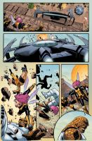 X-Men test page 4 by logicfun