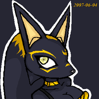 The Anubis by S-Dash