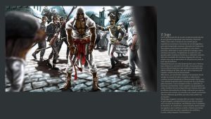 Assassins Creed in Brazil- O Jogo by Artigas