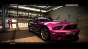 Race Driver GRID - Ford Mustang GT-R Concept by DiRT2015