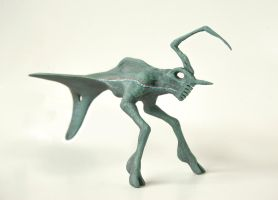 Finned Snapper Sculpture 2 by AirborneTerror