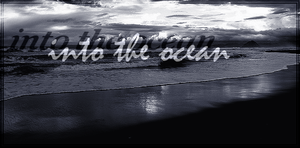Signature: Into the Ocean by kodavu
