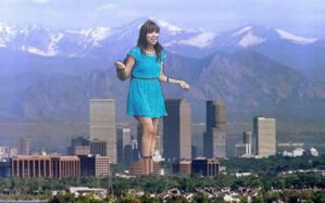 Carly Rae Jepsen goes to Denver by joe116able