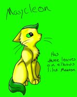 Maycleon by FieryTiger