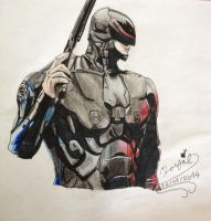 Robocop 2014 by Deep6Howl