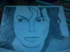 Michael Jackson Unfinished by baritone1980