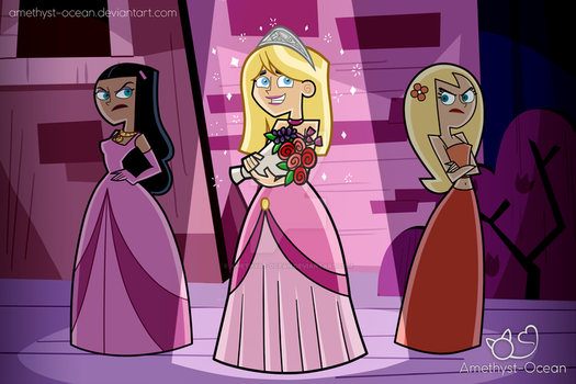 DP: Beauty Contest (Commission) by Amethyst-Ocean