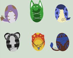 Egg adopts .:CLOSED:. by zo-ei