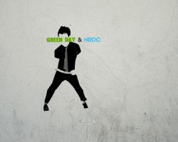 Green Day + NRDC wallpaper 5 by alexloony