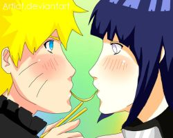 Want some ramen, Hinata? by Artict