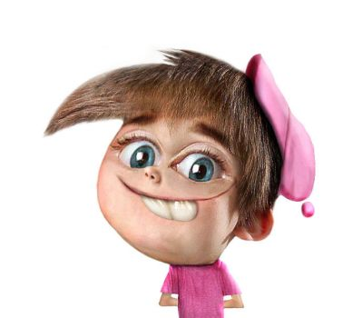 Timmy Turner Real by mataleoneRJ